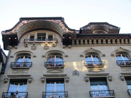 Lausanne place de la Palud
