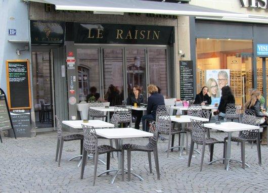 Lausanne Café du Raisin Palud