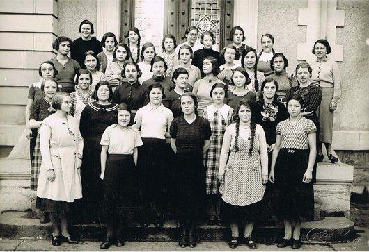 Ecole ménagère Villamont