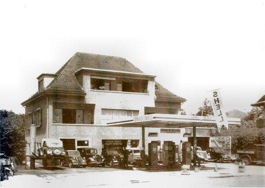 Garage de Bellevue