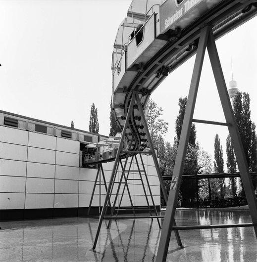 Le tour de l'Expo en monorail