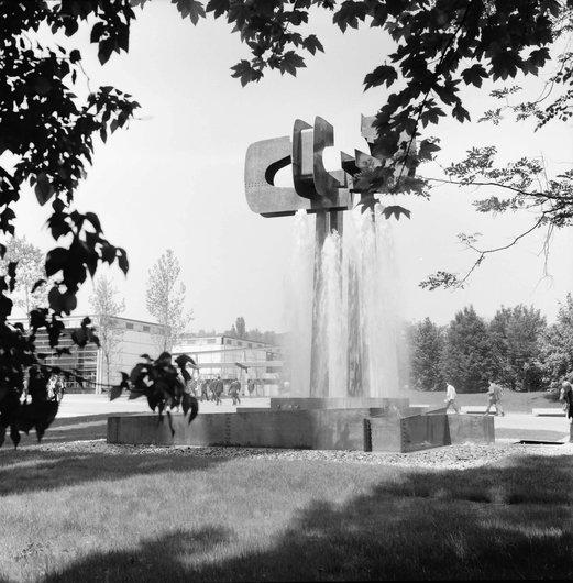 «Fontaine à la gloire de l'eau»