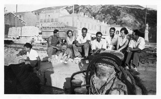 Christian de Weck en Algérie