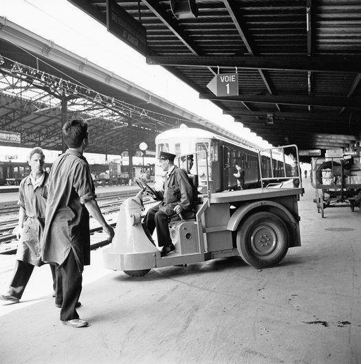 Gare de Lausanne - Voie 1