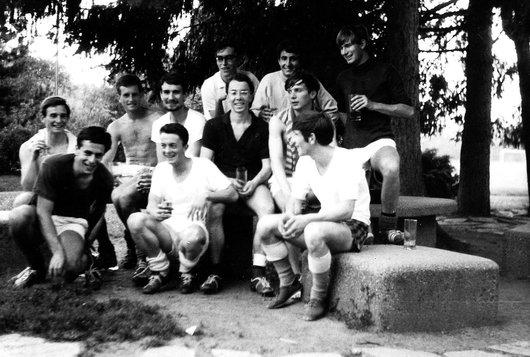 Equipe de Football Université de Genève 1964-65
