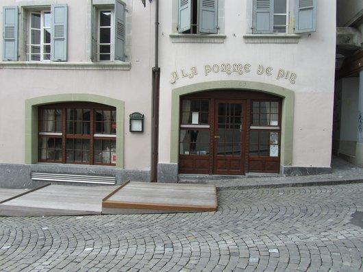 Lausanne Cité