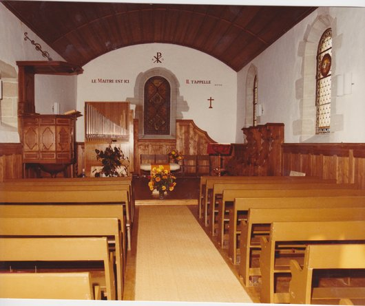 Eglise de Cotterd ( Salavaux )