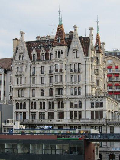 Lausanne Maison Mercier