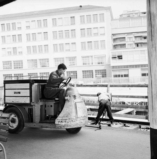 Activités en gare de Lausanne