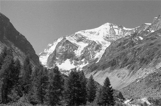 Vallon de Zinal, vers Mountet
