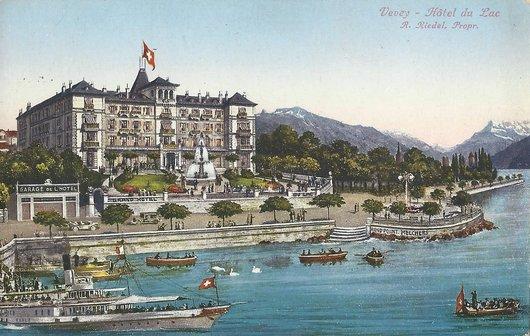 Grand Hôtel du Lac - Vevey