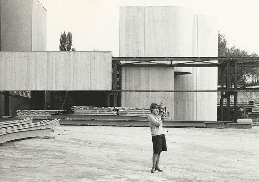 Site de l'Expo 64 - Lausanne