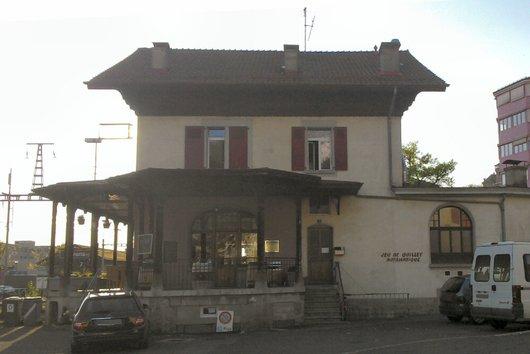 Hôtel-Buffet de La Gare de Clarens
