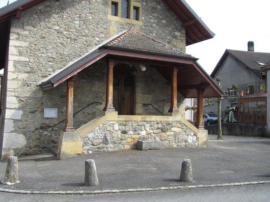 La Chaux Cossonay la chapelle