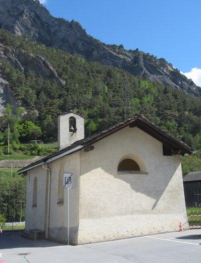 Chapelle des Sept-Joies, Sembrancher