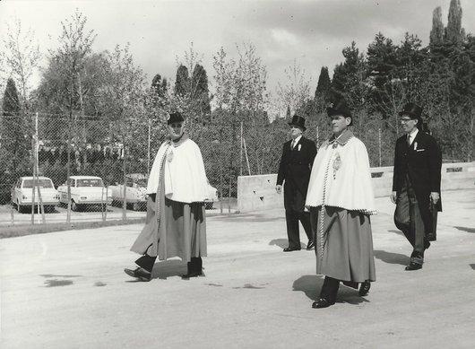 Ouverture officielle de l'Expo 64 (2)