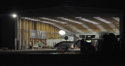 SolarImpulse en pièces détachées à Payerne