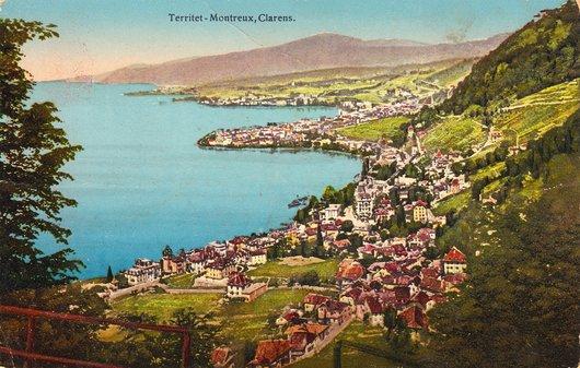 Territet, Montreux, Clarens