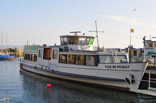 Le M/s Ville de Morat
