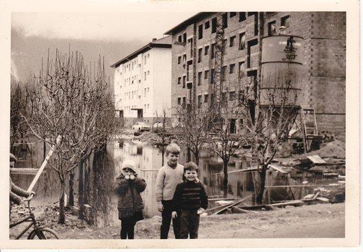 Les immeubles de Charnot