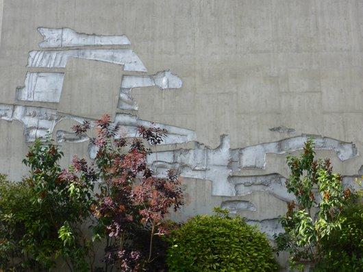 «Décoration» - Cité universitaire, Genève