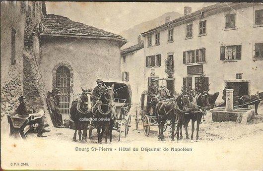 Hôtel du déjeuner de Napoleon