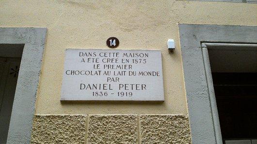 Le premier Chocolat au Lait du monde !