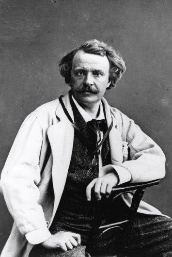 Felix Nadar; pionnier de la photographie