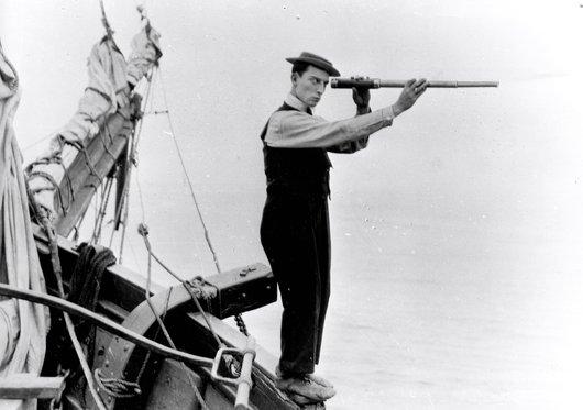 Buster Keaton ou l'univers du rire