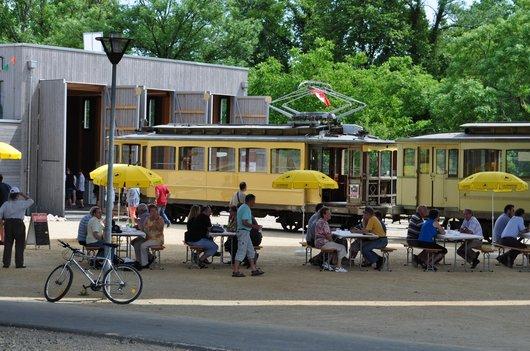 Musée du Tram à Areuse