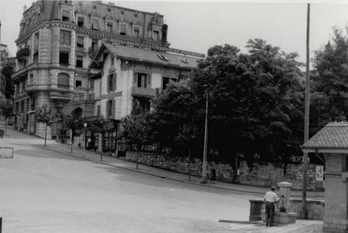 Av. d'Ouchy 3 Lausanne