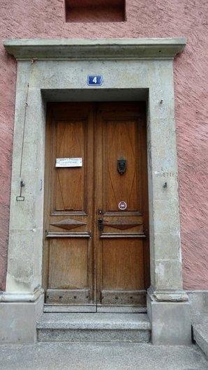Porte de la muette Ramuz