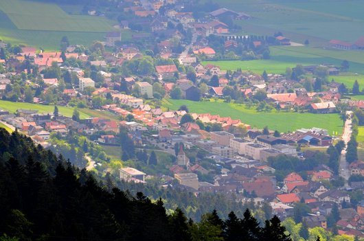 Fontainemelon, Cernier, Chézard St. Martin dans le Val-de-Ruz