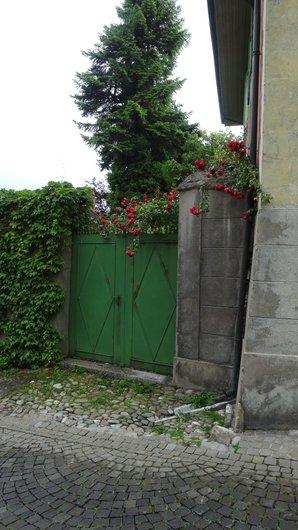 Le portail de la Muette