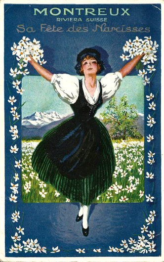 Montreux - Sa Fête des Narcisses
