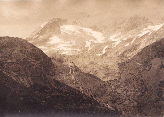 Glacier du Rhône/Rhonengletscher