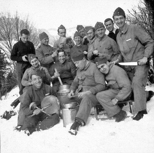 Mobilisation 1939-45