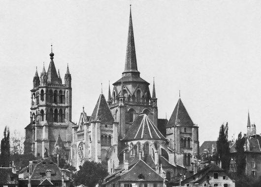 La restauration de la Tour Lanterne de la Cathédrale