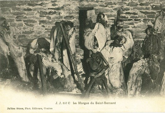 Ossuaire du Grand-St-Bernard