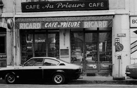 Café du Prieuré