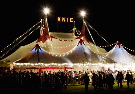 Cirque Knie, film