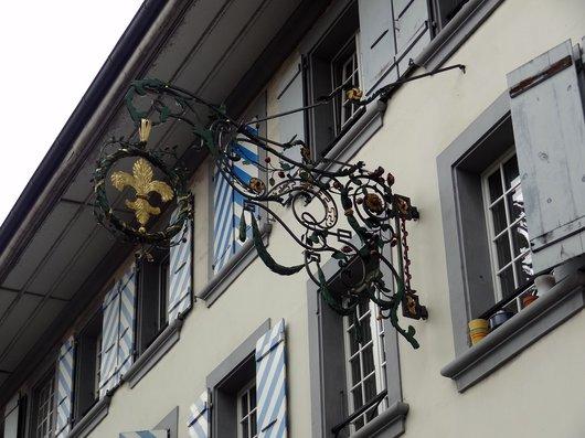 Fribourg - Auberge de la Fleur-de-Lys