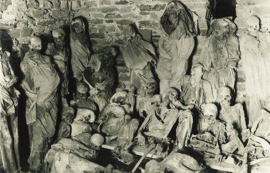 Grand-St-Bernard, l'ossuaire