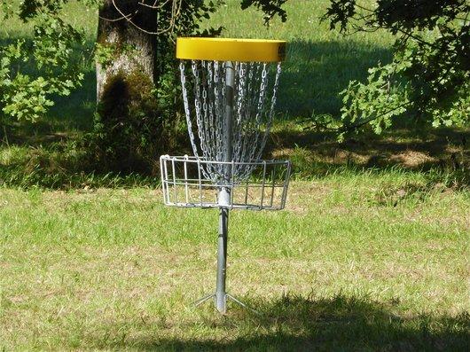 Panier de Disc Golf