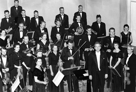 OCL en concert au Theatre municiapl OK OK1951