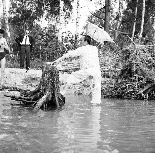 Auberson sort de l'eau. 17