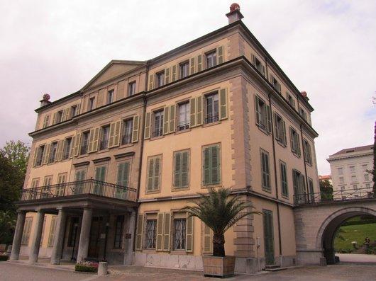 Villa Mon Repos Lausanne