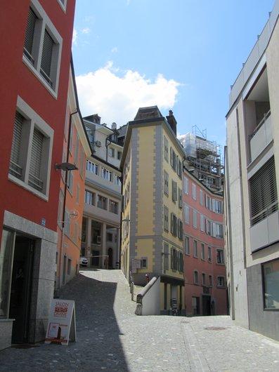 Lausanne le Rôtillon
