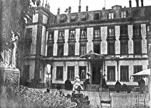 Grand hôtel d'Aigle