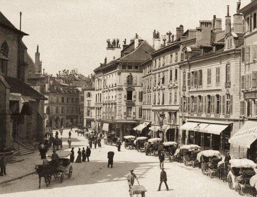 10 Place St. Francois